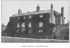 Cann Office - Home of Higgins the Highwayman