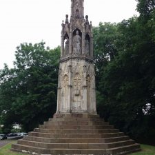 Eleanor Cross in Hardingstone