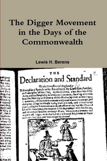 Book Cover: The Digger Movement in the Days of the Commonwealth by Lewis H. Berens