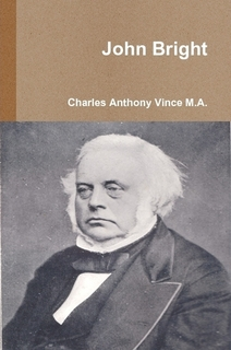 Book Cover: John Bright by Charles Anthony Vince