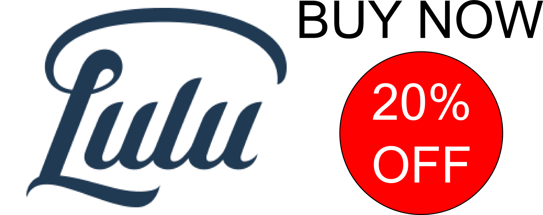 Buy Now: Lulu.com