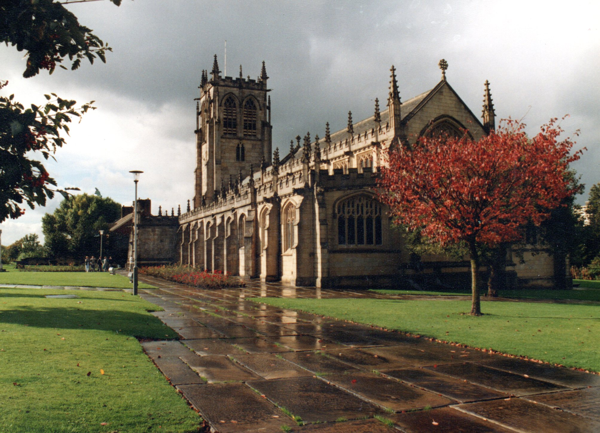 St. Chad's Parish Church, Rochdale