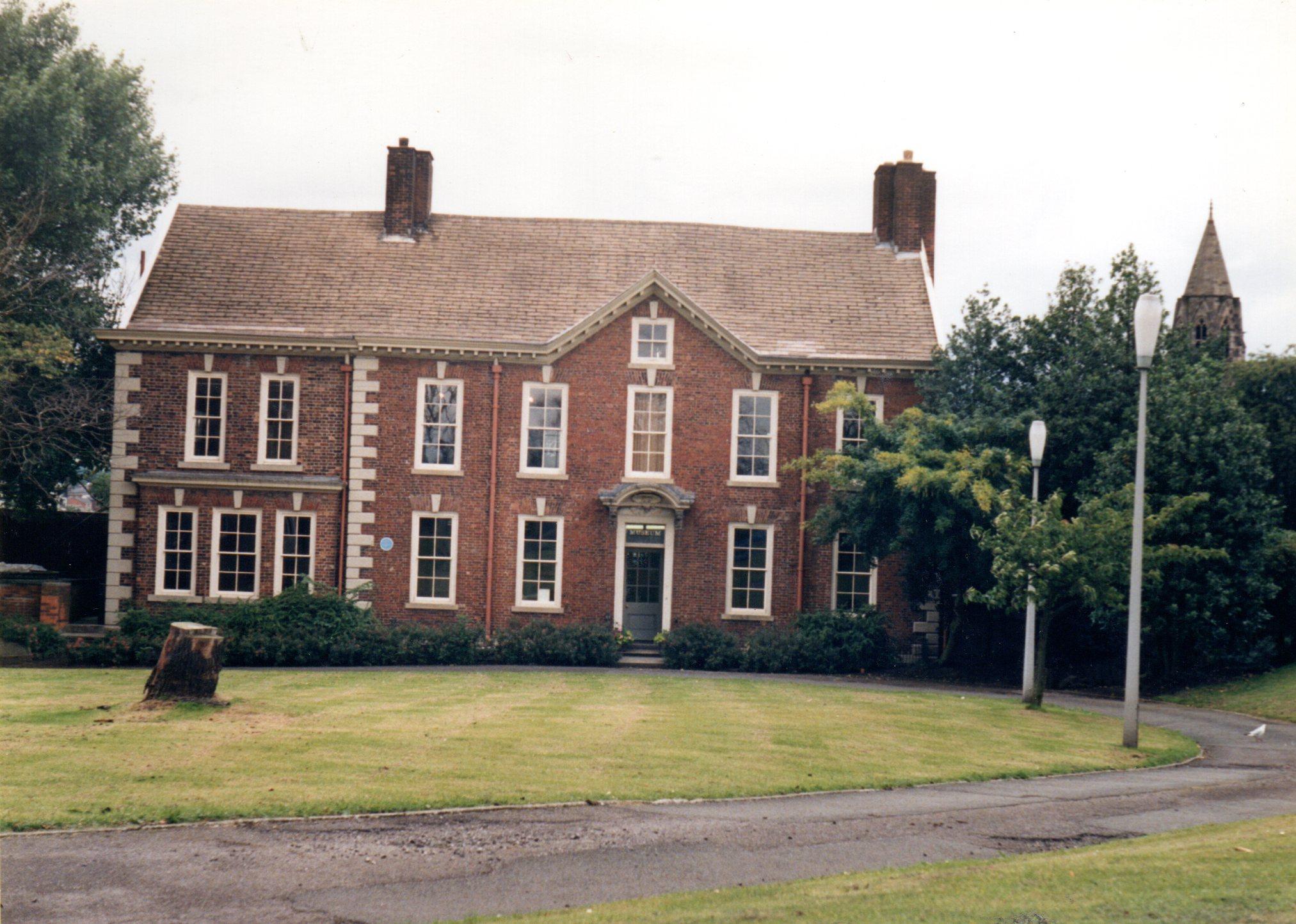 Rochdale Rectory