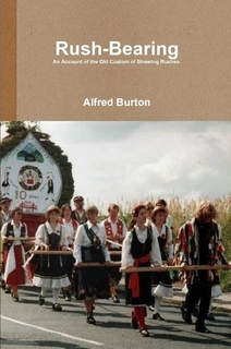 Book Cover: Rush-Bearing by Alfred Burton
